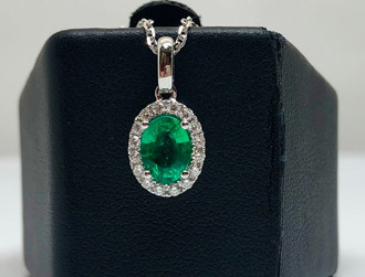 Gemstone Pendants at Jewelers On Main in Mooresville, NC